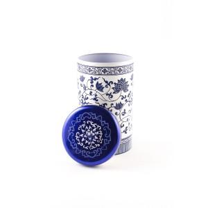 Puszka 150g Blue&White